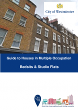 Studios and bedsit guidance