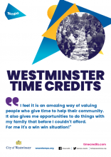 Westminster time credits overview and impact 2019