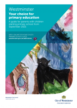 Primary school admission brochure 2021