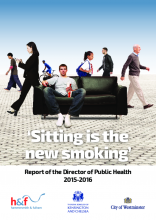 Annual Public Health report 2015-16