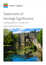 Advice on analysing heritage significance