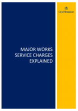 Major Works Service Charge Booklet