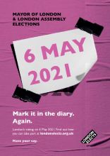 Voter information booklet - elections 2021