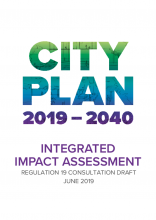 Westminster's City Plan 2019-2040 - Integrated impact assessment